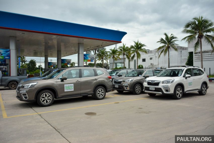 DRIVEN: 2019 Subaru Forester – living with the fifth-gen SUV on a 1,300 km drive from Penang to Bangkok Image #1020965