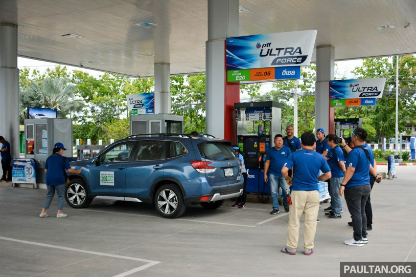 DRIVEN: 2019 Subaru Forester – living with the fifth-gen SUV on a 1,300 km drive from Penang to Bangkok Image #1020967