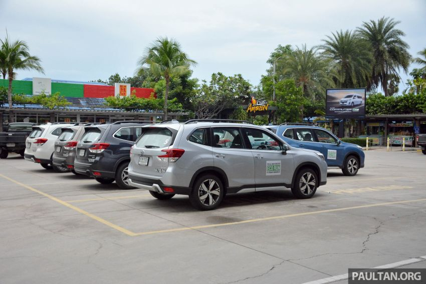 DRIVEN: 2019 Subaru Forester – living with the fifth-gen SUV on a 1,300 km drive from Penang to Bangkok Image #1020969