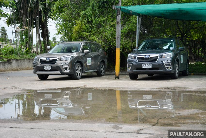 DRIVEN: 2019 Subaru Forester – living with the fifth-gen SUV on a 1,300 km drive from Penang to Bangkok Image #1020973