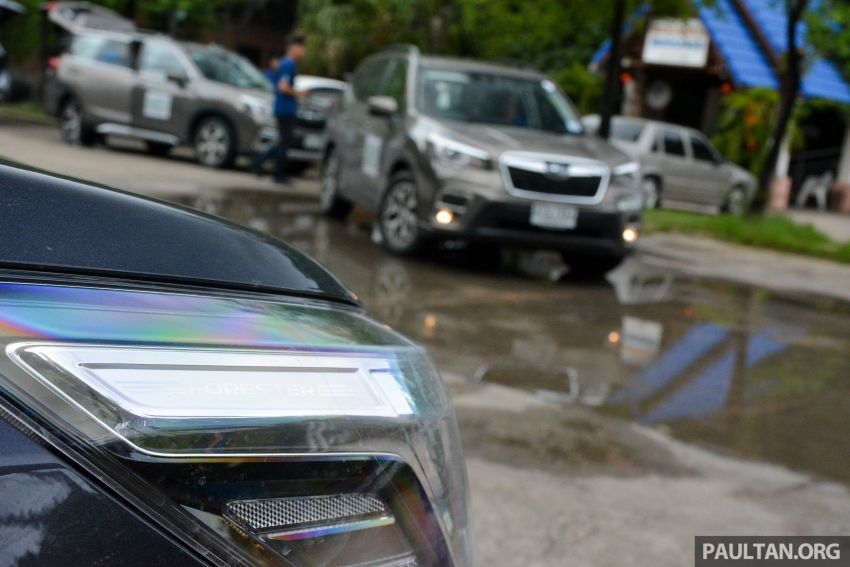 DRIVEN: 2019 Subaru Forester – living with the fifth-gen SUV on a 1,300 km drive from Penang to Bangkok Image #1020975