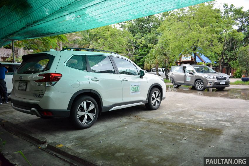 DRIVEN: 2019 Subaru Forester – living with the fifth-gen SUV on a 1,300 km drive from Penang to Bangkok Image #1020976