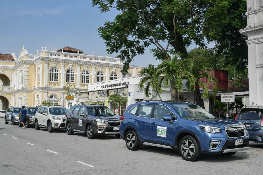 DRIVEN: 2019 Subaru Forester – living with the fifth-gen SUV on a 1,300 km drive from Penang to Bangkok Image #1020986