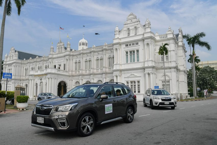 DRIVEN: 2019 Subaru Forester – living with the fifth-gen SUV on a 1,300 km drive from Penang to Bangkok Image #1020987