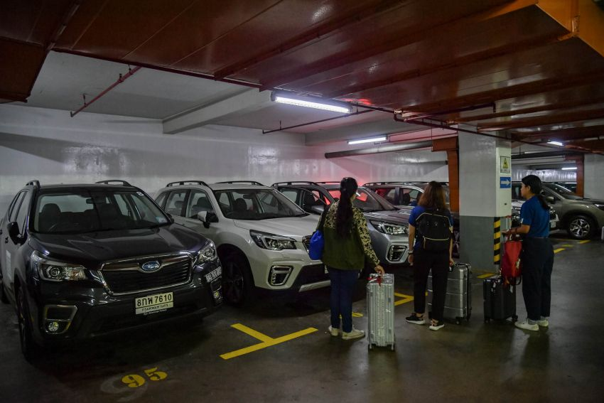 DRIVEN: 2019 Subaru Forester – living with the fifth-gen SUV on a 1,300 km drive from Penang to Bangkok Image #1020978