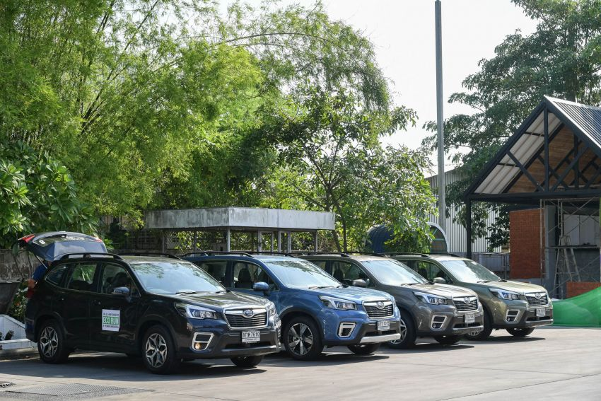 DRIVEN: 2019 Subaru Forester – living with the fifth-gen SUV on a 1,300 km drive from Penang to Bangkok Image #1021000