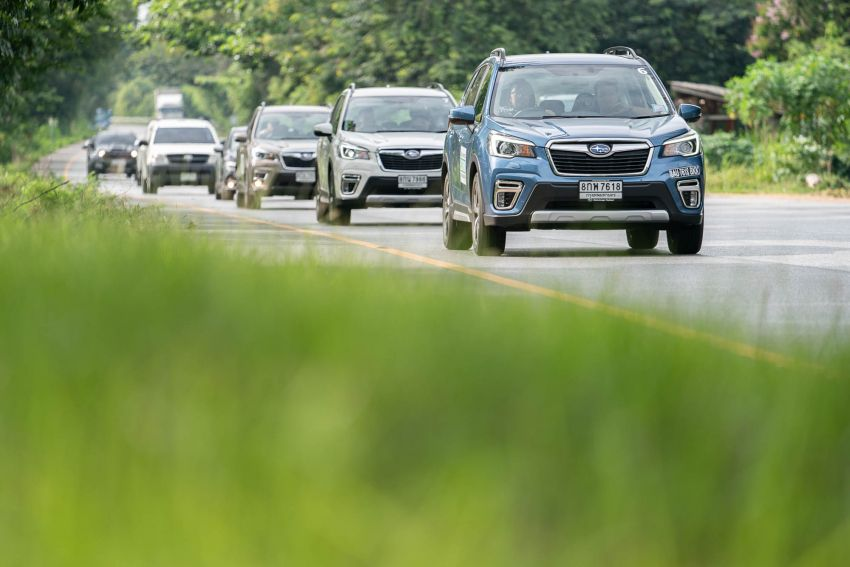DRIVEN: 2019 Subaru Forester – living with the fifth-gen SUV on a 1,300 km drive from Penang to Bangkok Image #1021004