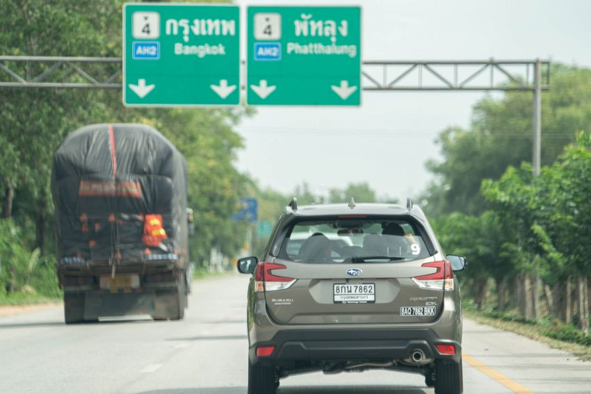 DRIVEN: 2019 Subaru Forester – living with the fifth-gen SUV on a 1,300 km drive from Penang to Bangkok Image #1021005
