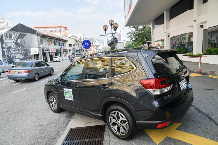 DRIVEN: 2019 Subaru Forester – living with the fifth-gen SUV on a 1,300 km drive from Penang to Bangkok Image #1020979