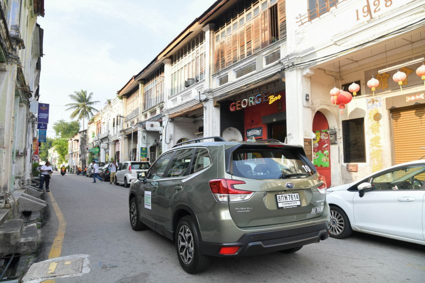 DRIVEN: 2019 Subaru Forester – living with the fifth-gen SUV on a 1,300 km drive from Penang to Bangkok Image #1020983