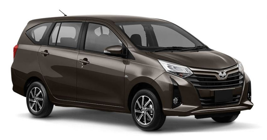 2019 Toyota Calya, Daihatsu Sigra facelifts launched in Indonesia – updated styling, revised equipment list Image #1017478