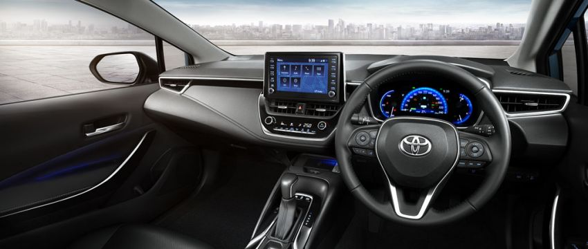 2019 Toyota Corolla Altis launched in Thailand – new Hybrid and GR Sport, from RM114k to RM151k Image #1010253
