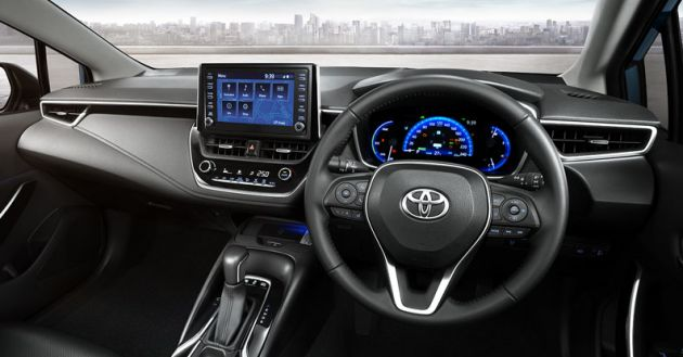 2019 Toyota Corolla Altis launched in Thailand - new ...