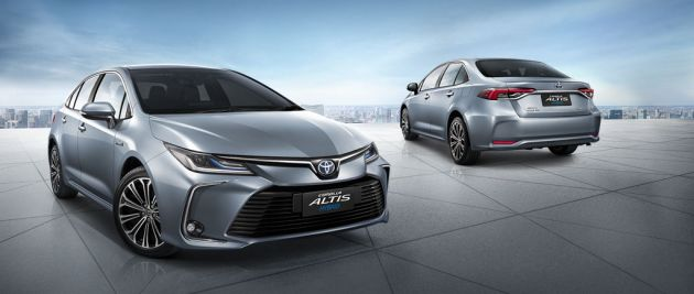 New Toyota Corolla Altis to launch in Indonesia next week