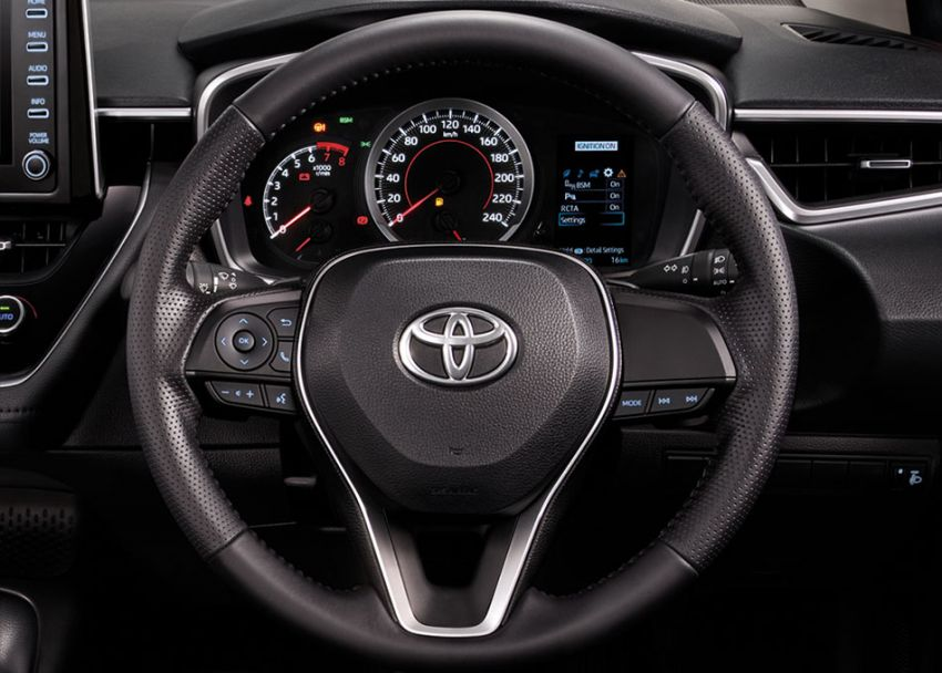 2019 Toyota Corolla Altis launched in Thailand – new Hybrid and GR Sport, from RM114k to RM151k Image #1010259