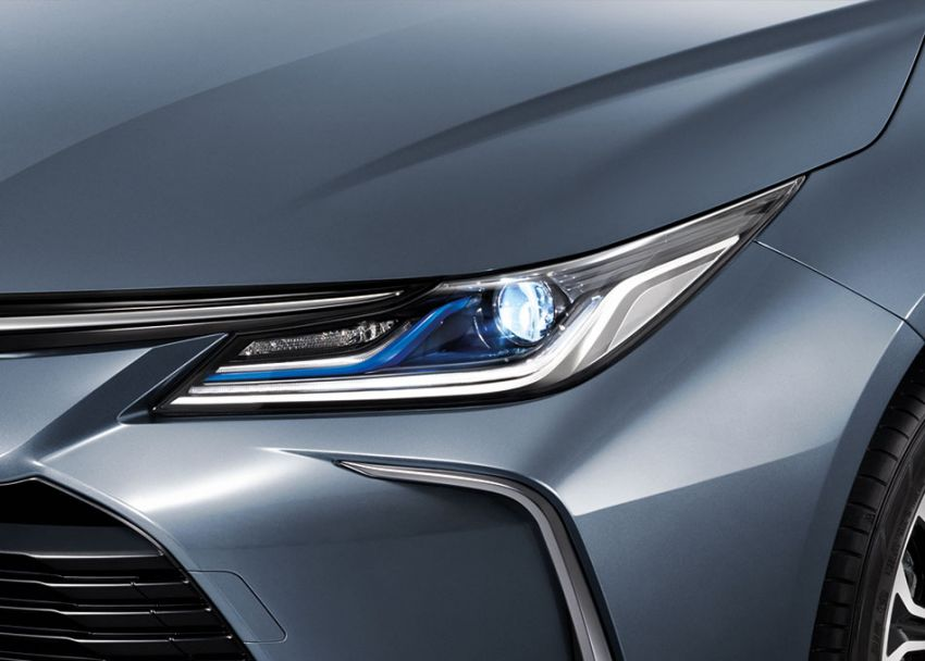 2019 Toyota Corolla Altis launched in Thailand – new Hybrid and GR Sport, from RM114k to RM151k Image #1010240