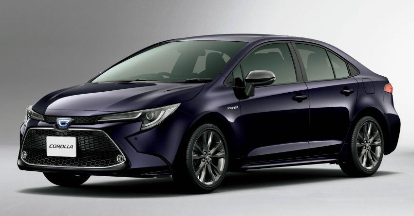 2019 Toyota Corolla officially goes on sale in Japan – three body styles; 1.8 NA, 1.2 turbo, 1.8 hybrid Image #1016053