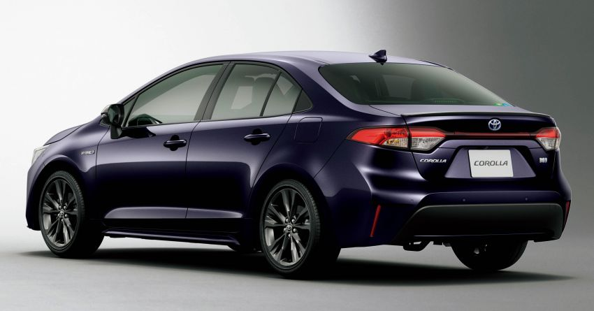 2019 Toyota Corolla officially goes on sale in Japan – three body styles; 1.8 NA, 1.2 turbo, 1.8 hybrid Image #1016055