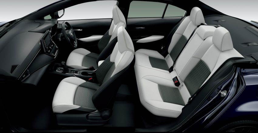 2019 Toyota Corolla officially goes on sale in Japan – three body styles; 1.8 NA, 1.2 turbo, 1.8 hybrid Image #1016058