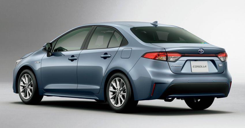 2019 Toyota Corolla officially goes on sale in Japan – three body styles; 1.8 NA, 1.2 turbo, 1.8 hybrid Image #1016060