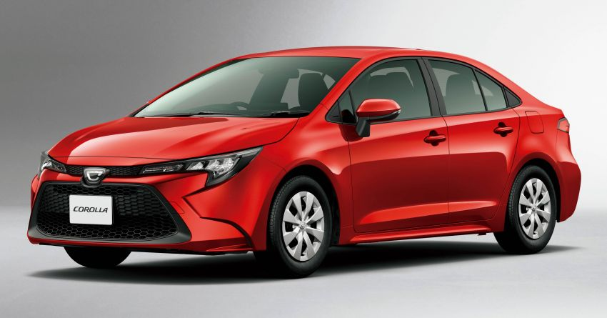 2019 Toyota Corolla officially goes on sale in Japan – three body styles; 1.8 NA, 1.2 turbo, 1.8 hybrid Image #1016062