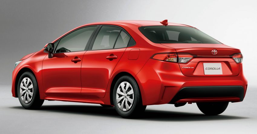 2019 Toyota Corolla officially goes on sale in Japan – three body styles; 1.8 NA, 1.2 turbo, 1.8 hybrid Image #1016063