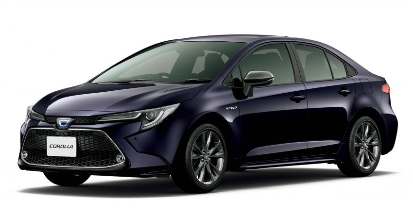 2019 Toyota Corolla officially goes on sale in Japan – three body styles; 1.8 NA, 1.2 turbo, 1.8 hybrid Image #1016064