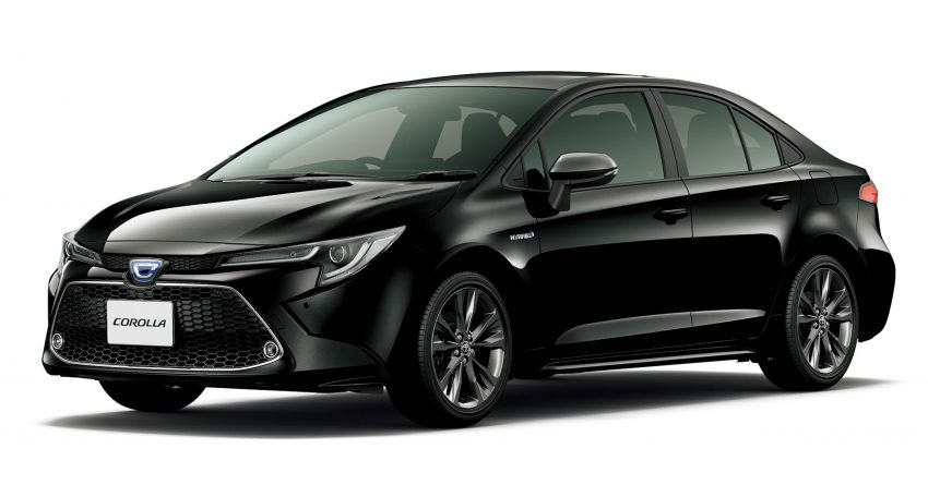 2019 Toyota Corolla officially goes on sale in Japan – three body styles; 1.8 NA, 1.2 turbo, 1.8 hybrid Image #1016066