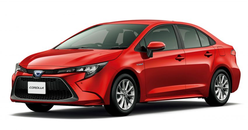 2019 Toyota Corolla officially goes on sale in Japan – three body styles; 1.8 NA, 1.2 turbo, 1.8 hybrid Image #1016067