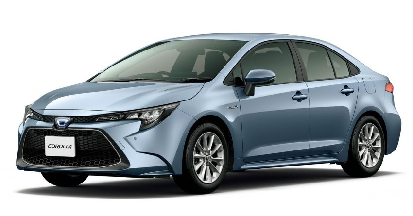 2019 Toyota Corolla officially goes on sale in Japan – three body styles; 1.8 NA, 1.2 turbo, 1.8 hybrid Image #1016069