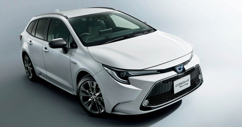 2019 Toyota Corolla officially goes on sale in Japan – three body styles; 1.8 NA, 1.2 turbo, 1.8 hybrid Image #1016079
