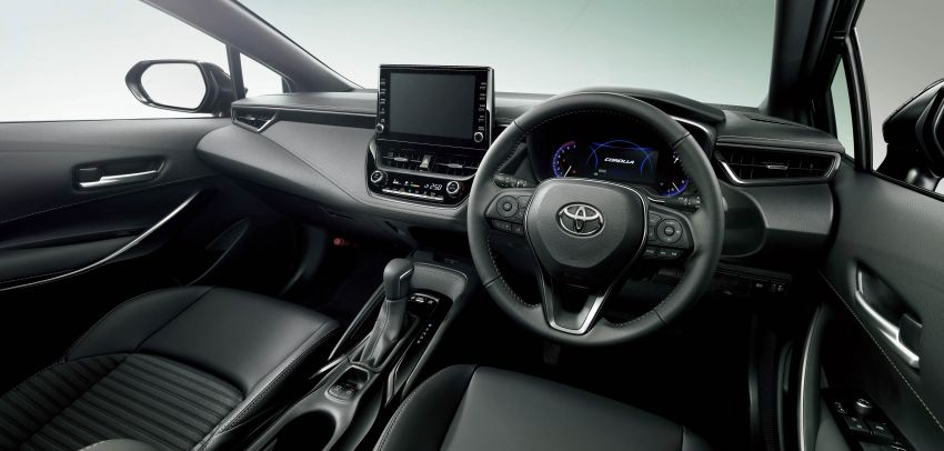 2019 Toyota Corolla officially goes on sale in Japan – three body styles; 1.8 NA, 1.2 turbo, 1.8 hybrid Image #1016080