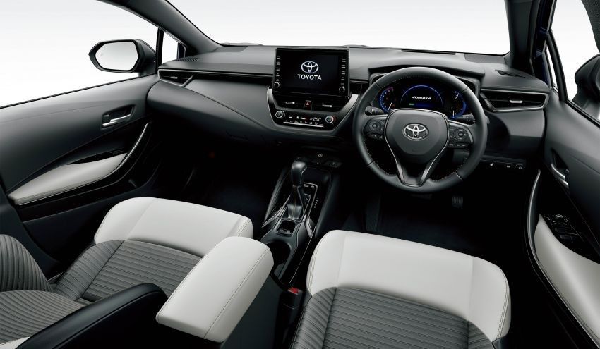 2019 Toyota Corolla officially goes on sale in Japan – three body styles; 1.8 NA, 1.2 turbo, 1.8 hybrid Image #1016086