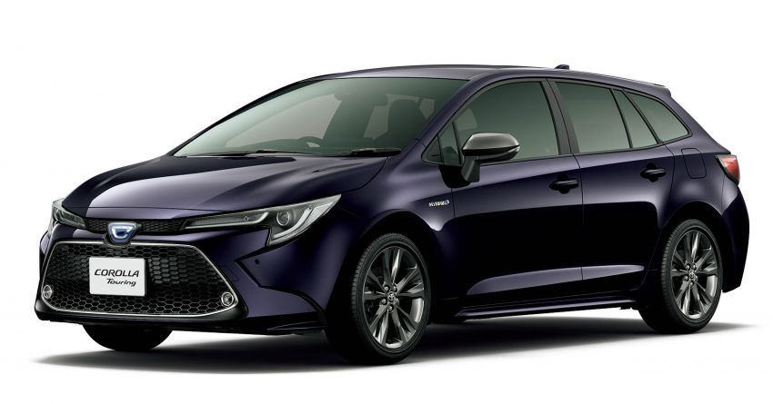 2019 Toyota Corolla officially goes on sale in Japan – three body styles; 1.8 NA, 1.2 turbo, 1.8 hybrid Image #1016092