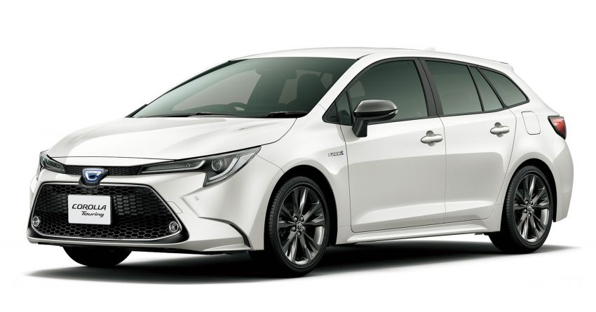 2019 Toyota Corolla officially goes on sale in Japan – three body styles; 1.8 NA, 1.2 turbo, 1.8 hybrid Image #1016093
