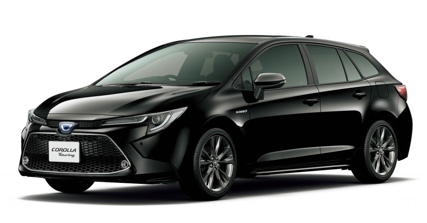 2019 Toyota Corolla officially goes on sale in Japan – three body styles; 1.8 NA, 1.2 turbo, 1.8 hybrid Image #1016094