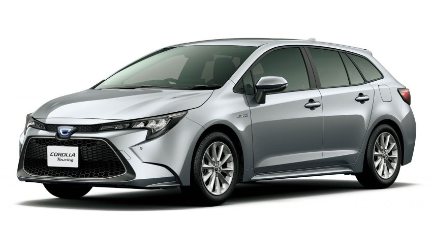 2019 Toyota Corolla officially goes on sale in Japan – three body styles; 1.8 NA, 1.2 turbo, 1.8 hybrid Image #1016096