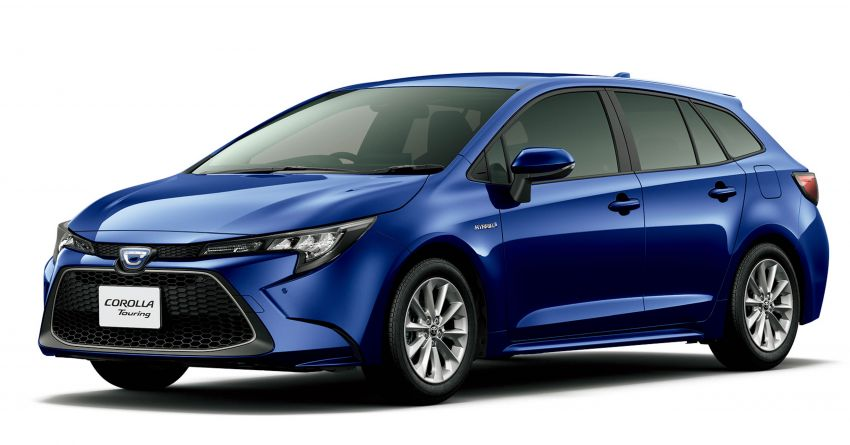 2019 Toyota Corolla officially goes on sale in Japan – three body styles; 1.8 NA, 1.2 turbo, 1.8 hybrid Image #1016098