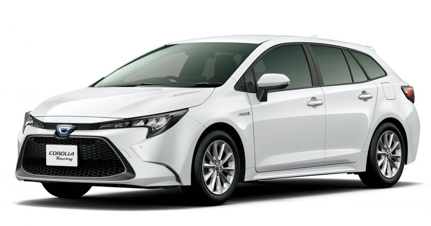 2019 Toyota Corolla officially goes on sale in Japan – three body styles; 1.8 NA, 1.2 turbo, 1.8 hybrid Image #1016099