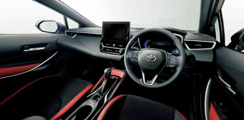 2019 Toyota Corolla officially goes on sale in Japan – three body styles; 1.8 NA, 1.2 turbo, 1.8 hybrid Image #1016107