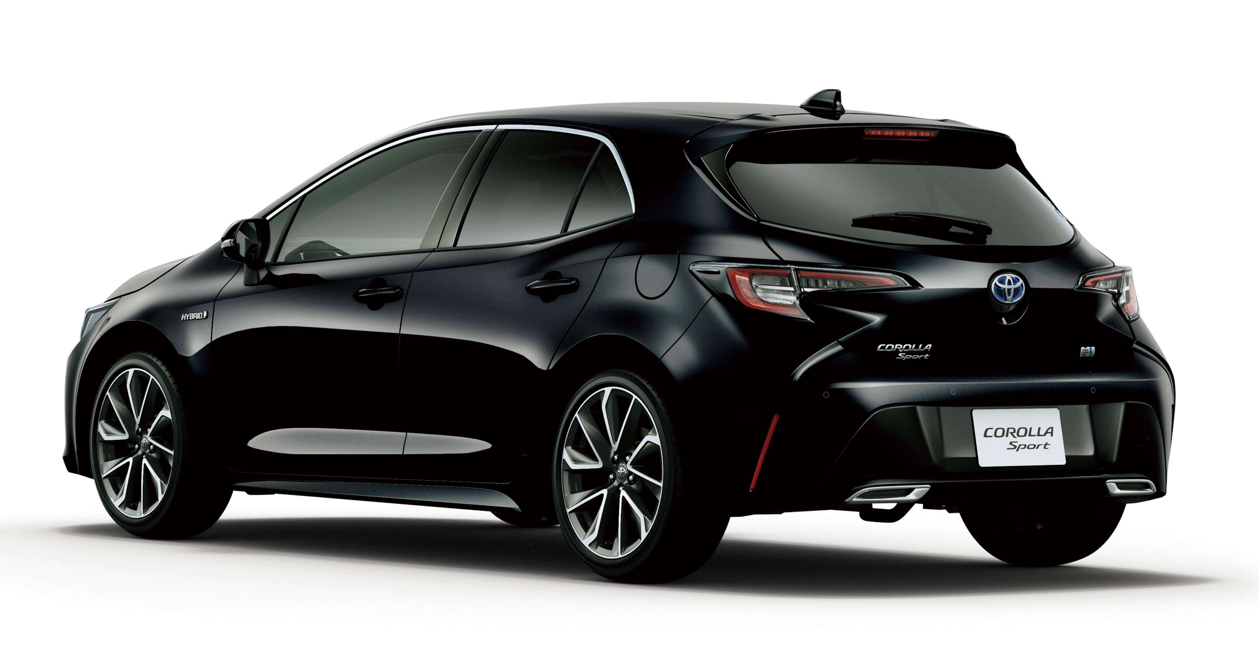 2019 toyota corolla officially goes on sale in japan