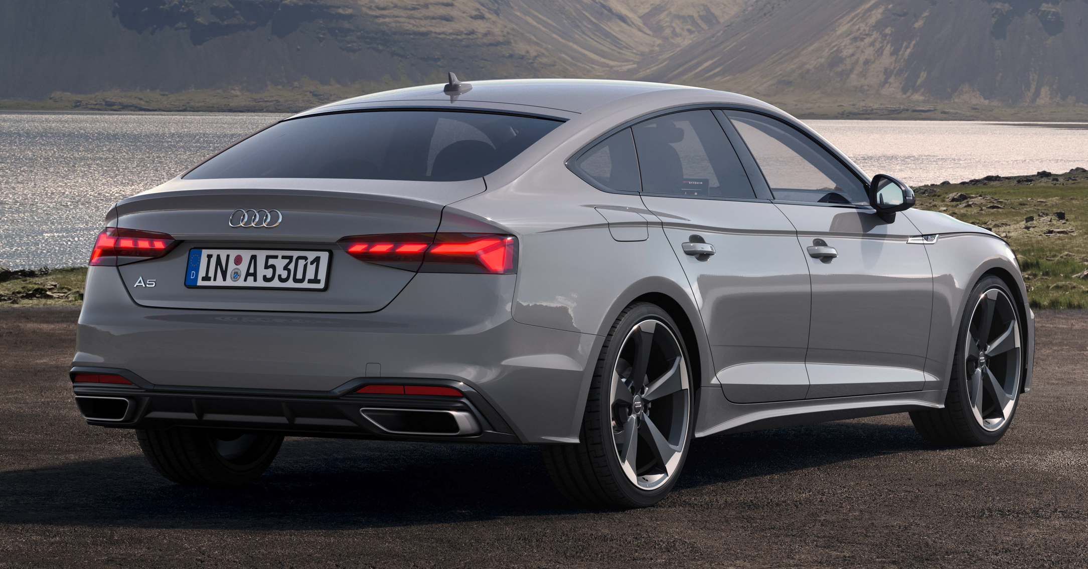 2020 audi a5, s5 facelift get updated looks and tech paul