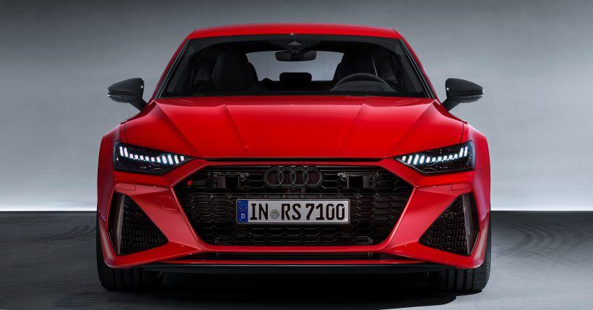 Audi RS7 Sportback – enjin V8 4.0L, 600 hp, 800 Nm Image #1013750