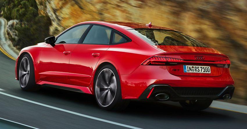 Audi RS7 Sportback – enjin V8 4.0L, 600 hp, 800 Nm Image #1013776