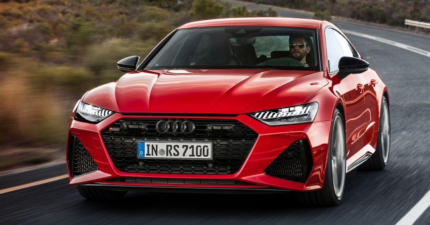 Audi RS7 Sportback – enjin V8 4.0L, 600 hp, 800 Nm Image #1013783