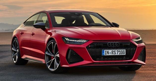 Audi RS7 Sportback debuts - 4 0L V8, 600 hp, 800 Nm!