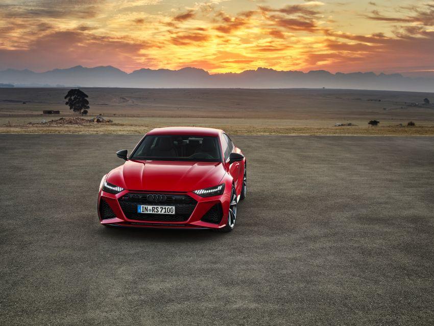 Audi RS7 Sportback – enjin V8 4.0L, 600 hp, 800 Nm Image #1013791