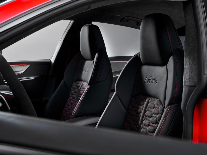 Audi RS7 Sportback – enjin V8 4.0L, 600 hp, 800 Nm Image #1013756