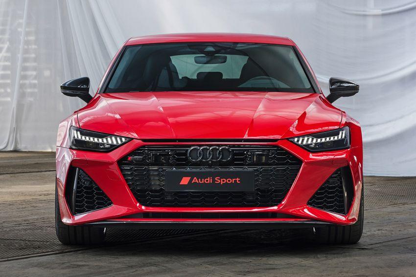 Audi RS7 Sportback – enjin V8 4.0L, 600 hp, 800 Nm Image #1013799