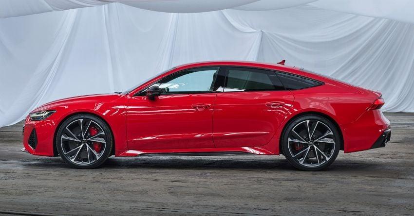 Audi RS7 Sportback – enjin V8 4.0L, 600 hp, 800 Nm Image #1013800